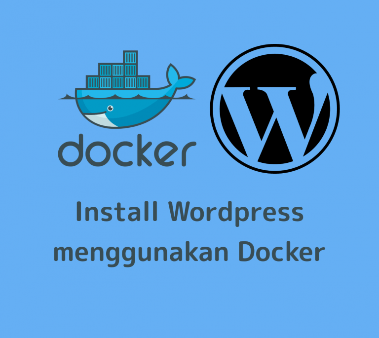 Install Wordpress di Docker